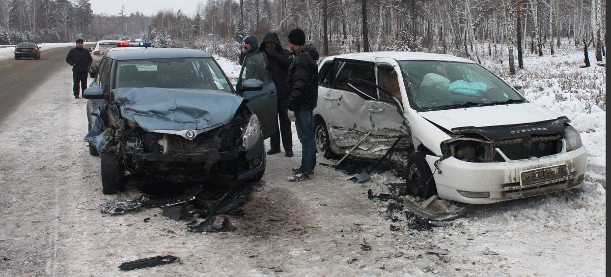 В России участились ДТП из-за неисправности автомобилей