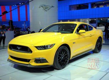 Ford Mustang – спортивный автомобиль по-американски