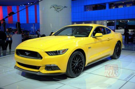 Ford Mustang — спортивный автомобиль по-американски