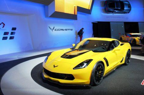 Musсle Cars №1 – это Chevrolet Corvette