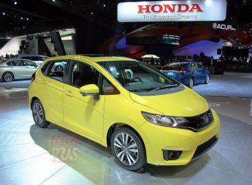 Honda Fit он же Jazz