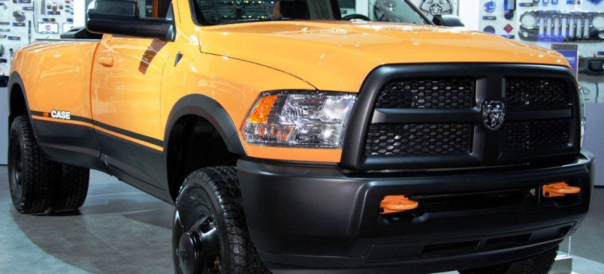 Потрясающие Dodge Ram