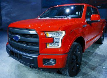 Алюминиевый Ford F-150 будет легче и умнее