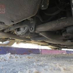 Audi A5 Sportback. Задняя подвеска с редуктором привода
