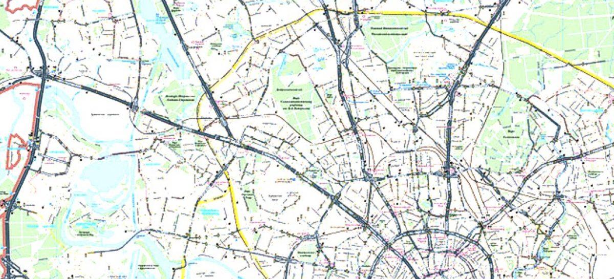 Продолжение трассы Москва – Санкт-Петербург
