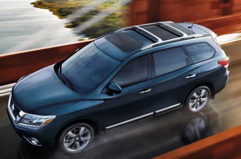Nissan два года боится показать новый Pathfinder
