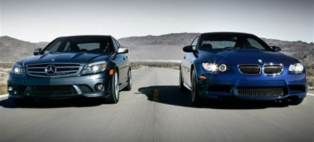 BMW обыгрывает Mercedes в лукавстве