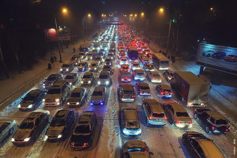 Строительство дороги в обход Волгограда