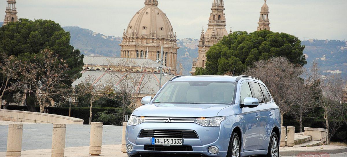 Mitsubishi Motors рассчитывает на повышение продаж в Европе