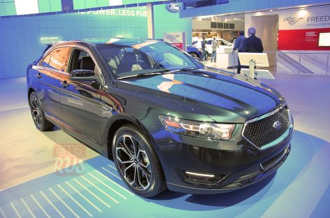 Detroit-2014. Новый Ford Taurus