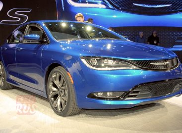 Detroit 2014 – Chrysler 200 С