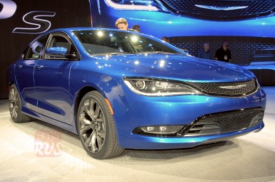 Chrysler 200 С