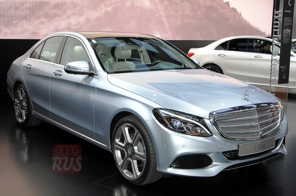 Mercedes Benz С class