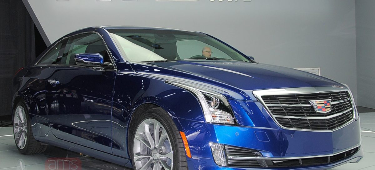 Detroit 2014 — Cadillac потерял венок