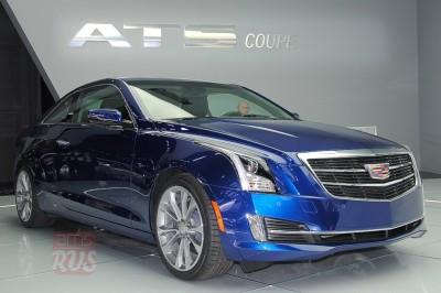 Cadillac ATC