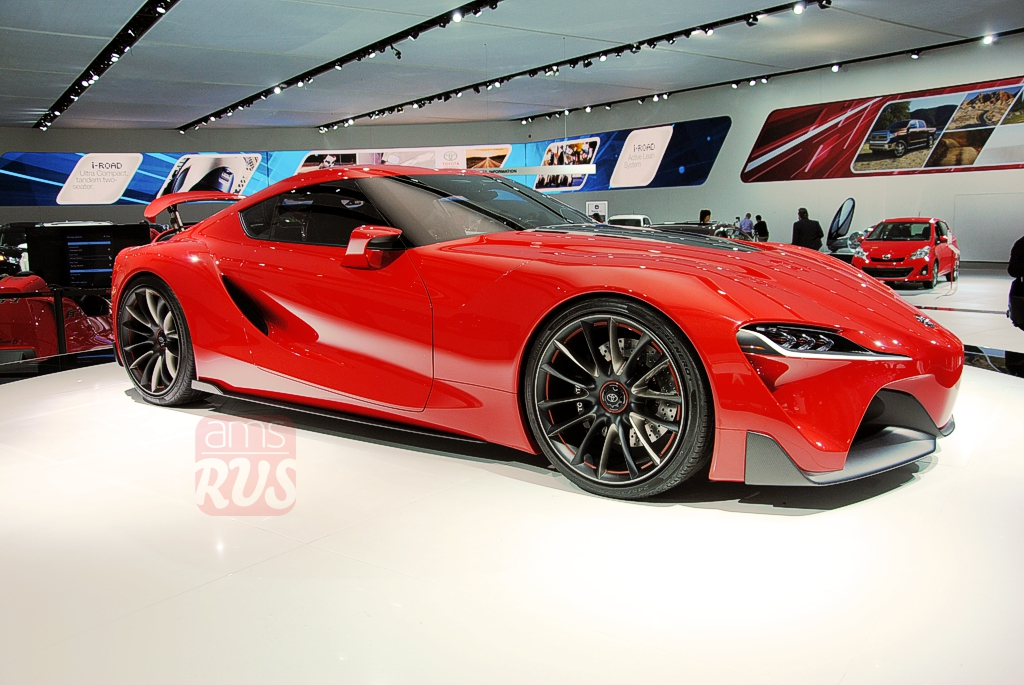 2014 detroit toyota ft1 � amsrus