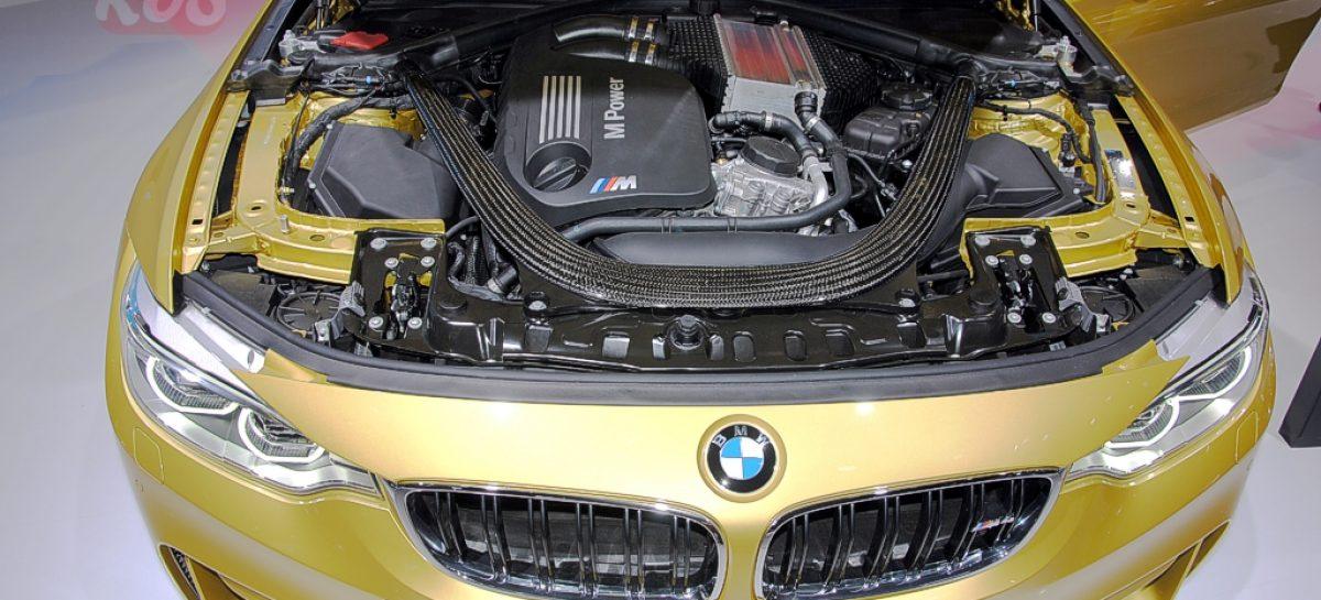 Detroit 2014 — BMW M4