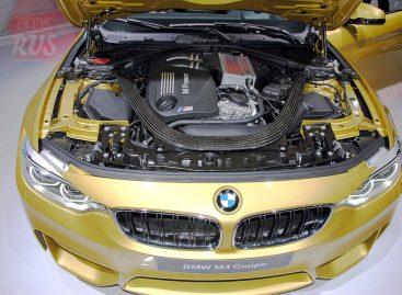 Detroit 2014 – BMW M4