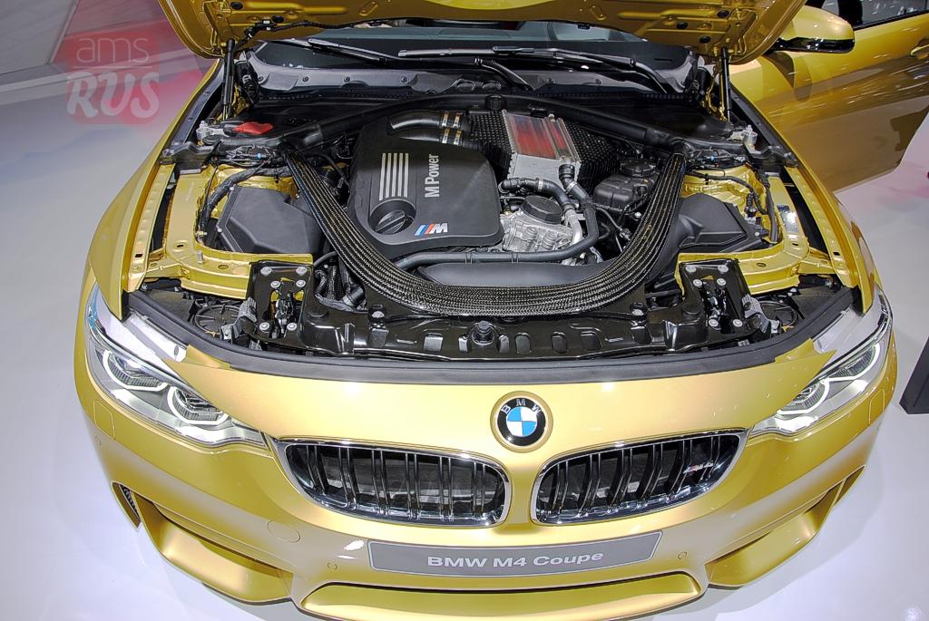 BMW M4 Detroit 2014