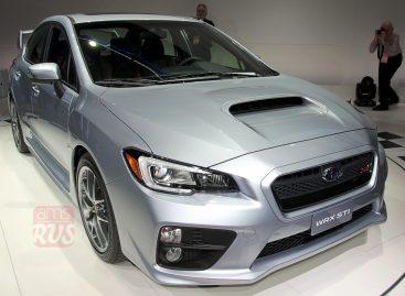 Detroit 2014 – Subaru WRX STI