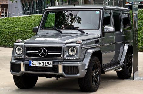 Geländewagen – 35 лет