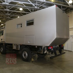 MAN TGM 13.290 4x4 Krug Expedition