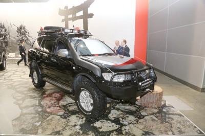 Mitsubishi PajeroSport Мазуренкова