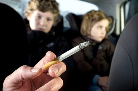 Штраф за курение 60 фунтов