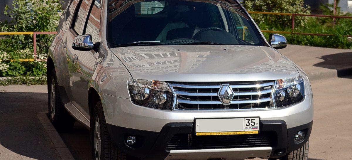 Renault Duster — простой, надежный и экономичный кроссовер