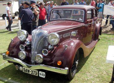 Стеклоомыватель — 1935 год