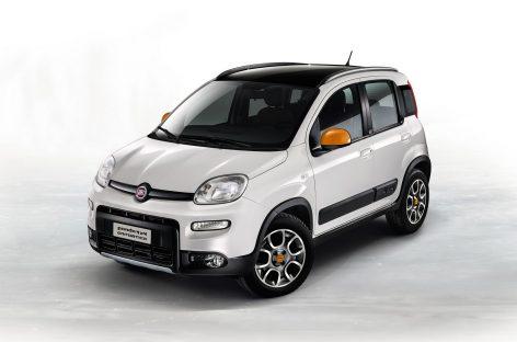 Fiat Panda 4×4 Antartica: от Турина до Сочи