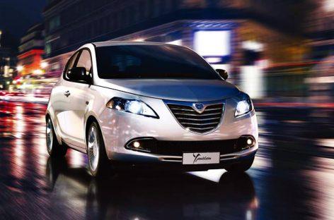 Lancia Ypsilon 2012: Перерождение