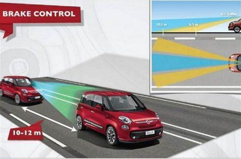 Функция City Brake Control — удостоена награды Euro NCAP Advanced