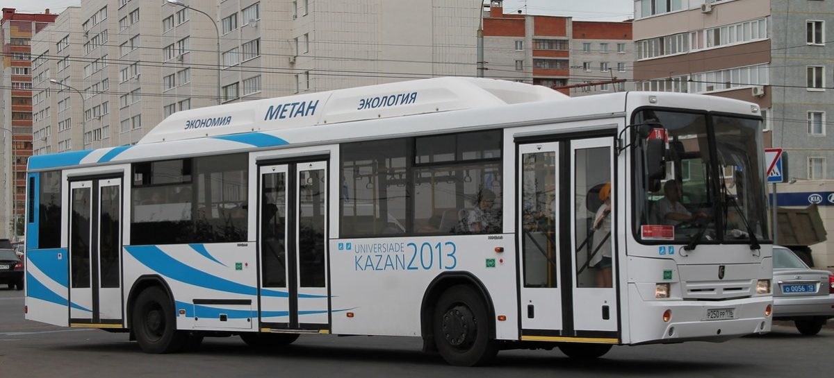 Автобусы и грузовики переведут на газ