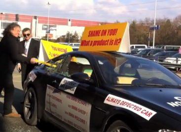 BMW обманывает не только в России