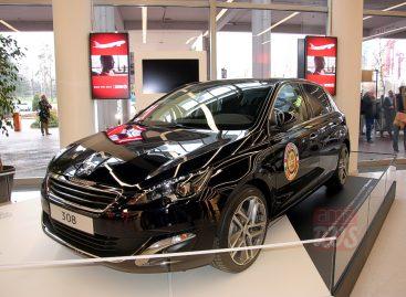 Peugeot 308 SW – первые поставки летом 2014