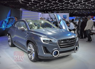 Subaru на российском рынке