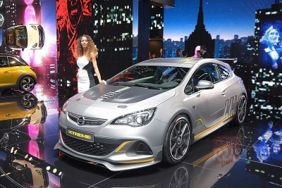 Opel Astra Xtreme