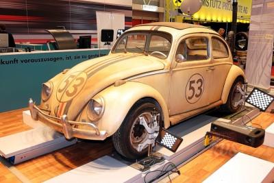 Женева 2014. Volkswagen Herbi