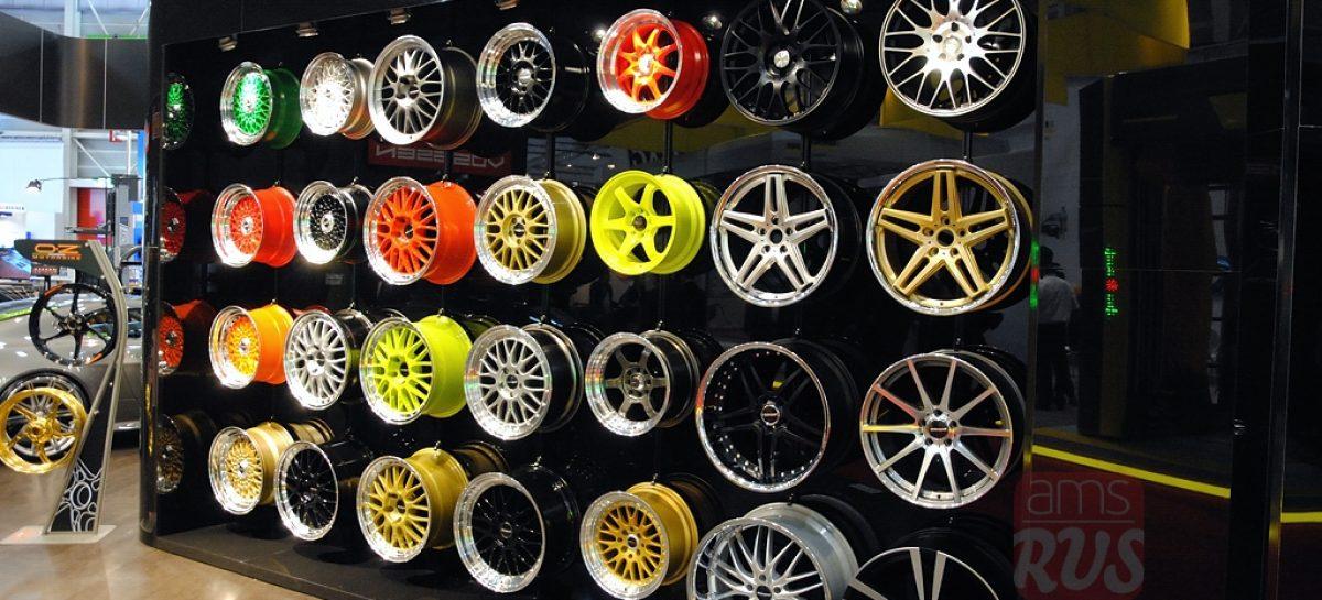 Особенности кованых колёсных дисков