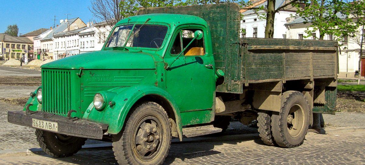 ГАЗ-51. 1946 – 1975 год. 29 лет.