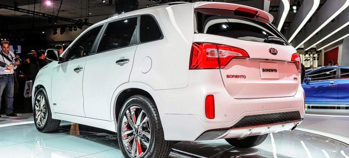 Новый Kia Sorento будет представлен на Парижском автосалоне 2014