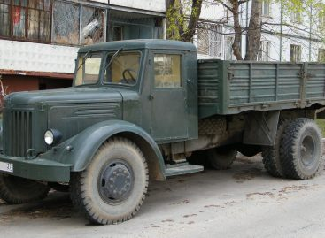 МАЗ 200 — 1951 год