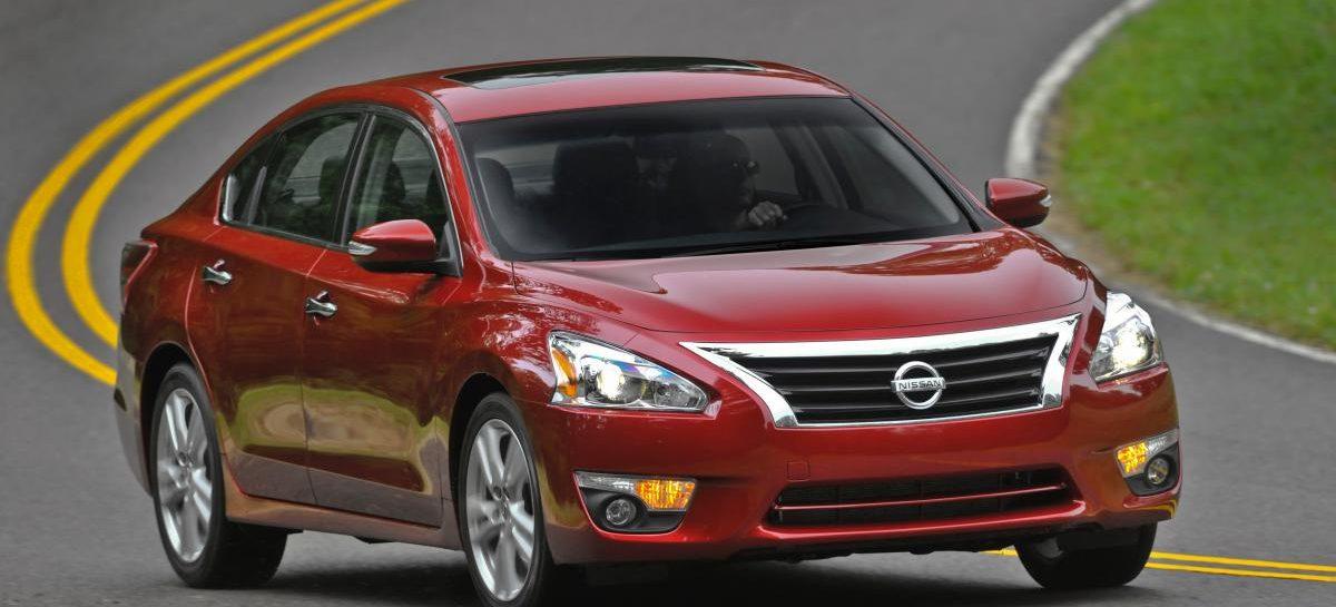 Проблемы с подушками безопасности у Nissan