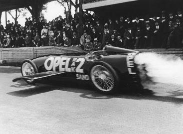 Opel Rak 2 – 1928 год