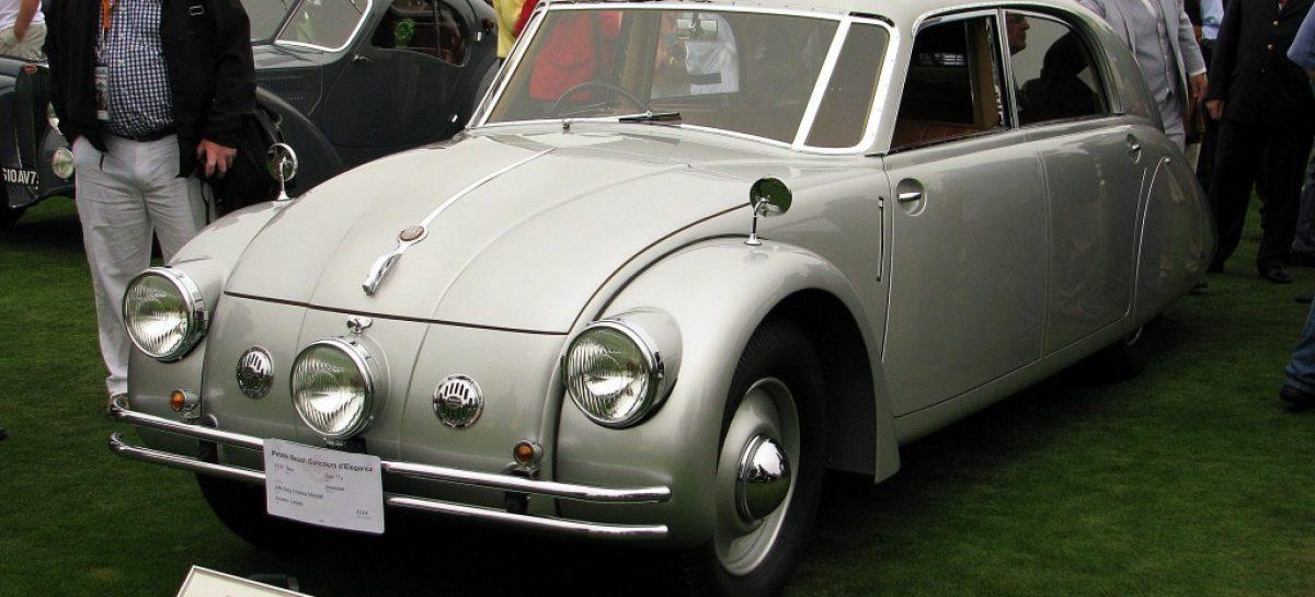 Tatra Type 77 — 1934 год