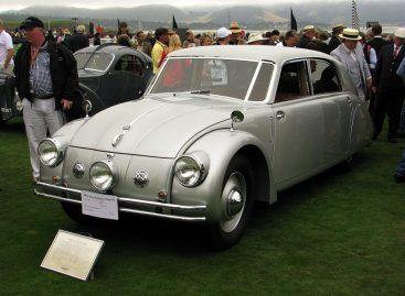 Tatra Type 77 – 1934 год