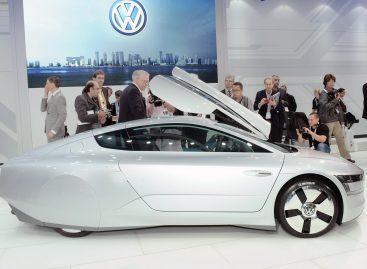 Экологичный Volkswagen XL3