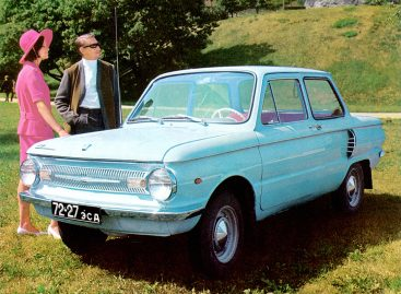 ЗАЗ 966 – 1967 год