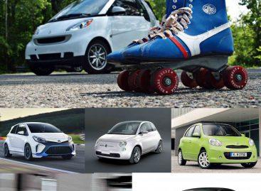 Самые экономичные авто с бензиновыми двигателями (2013) по версии ADAC